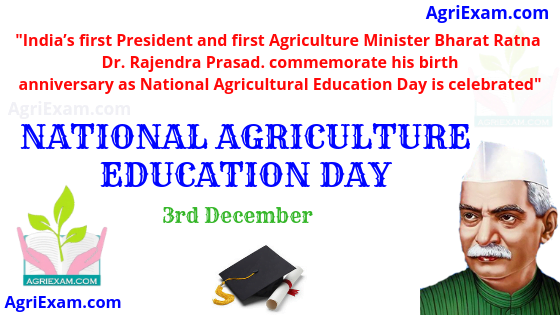 National Agricultural Education Day
